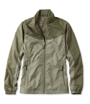 L.L.Bean Casco Bay Windbreaker Jacket