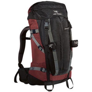 photo: Arc'teryx Bora 40 overnight pack (2,000 - 2,999 cu in)