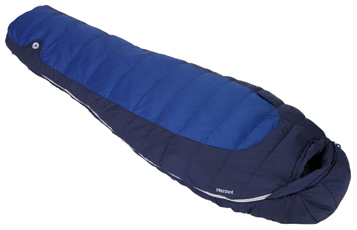 photo: Marmot Men's EcoPro 15 3-season synthetic sleeping bag