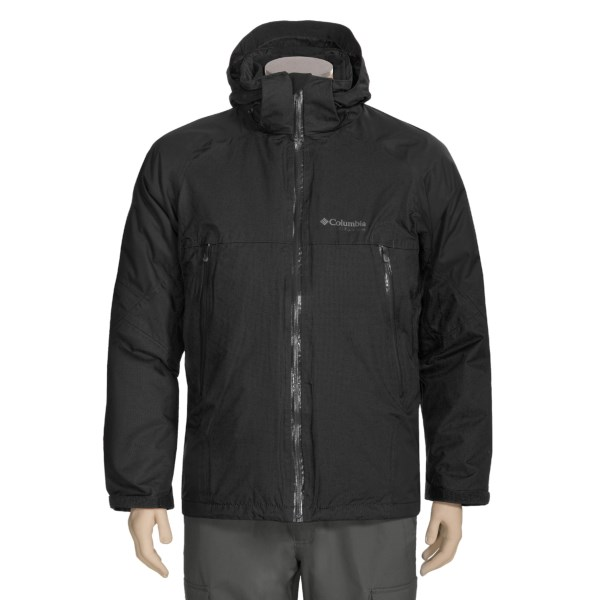 photo: Columbia Mt. Huxley Parka component (3-in-1) jacket