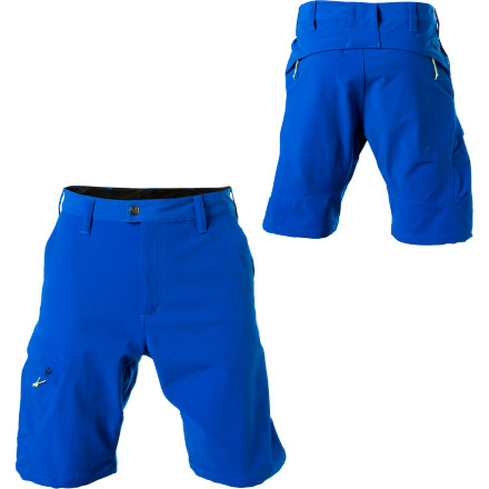 photo: Stoic Overhang Short hiking short