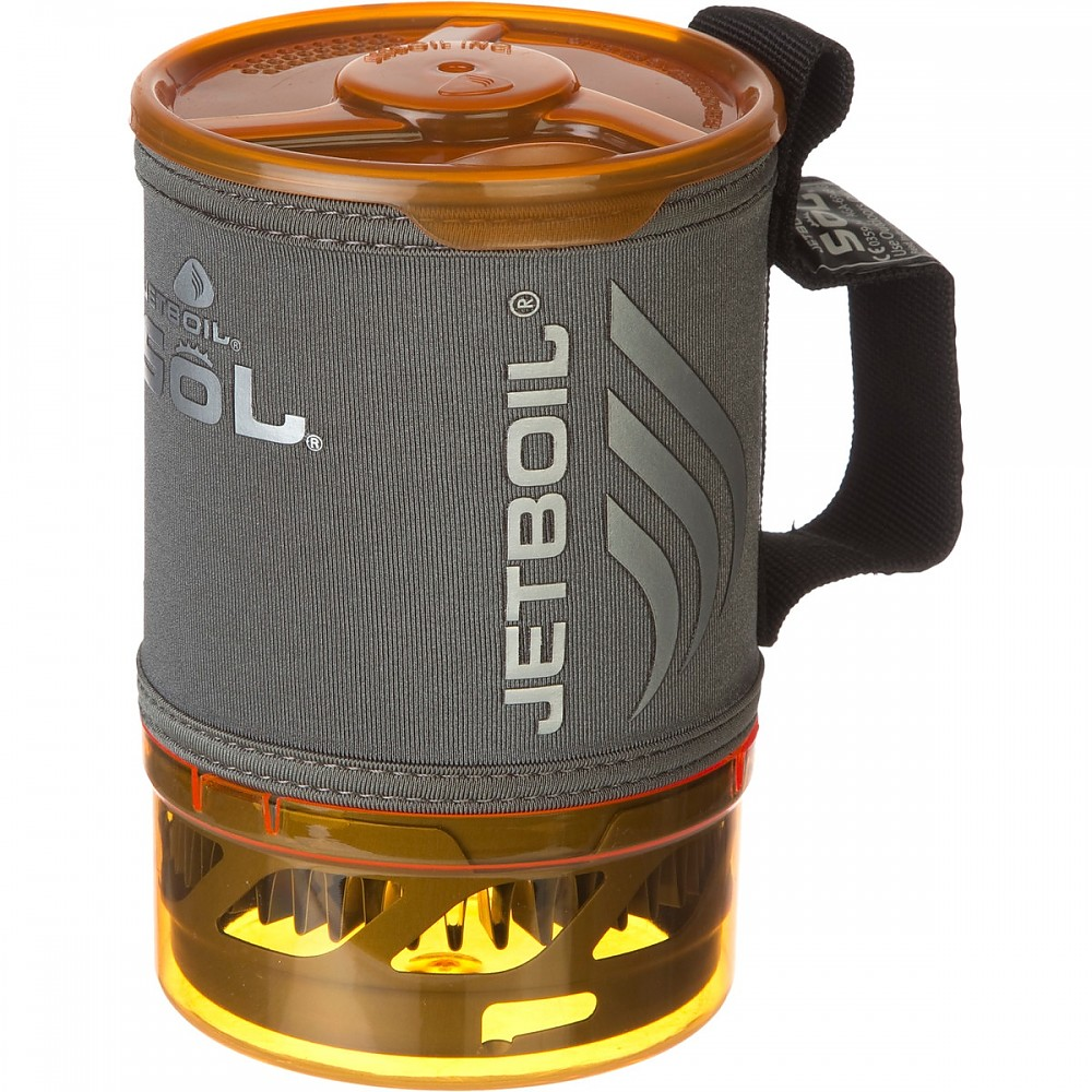 photo: Jetboil Sol compressed fuel canister stove