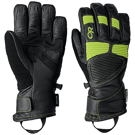 photo: Outdoor Research Magnate Gloves insulated glove/mitten