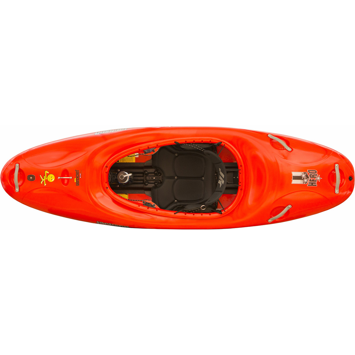 photo: Jackson Kayaks Hero whitewater kayak