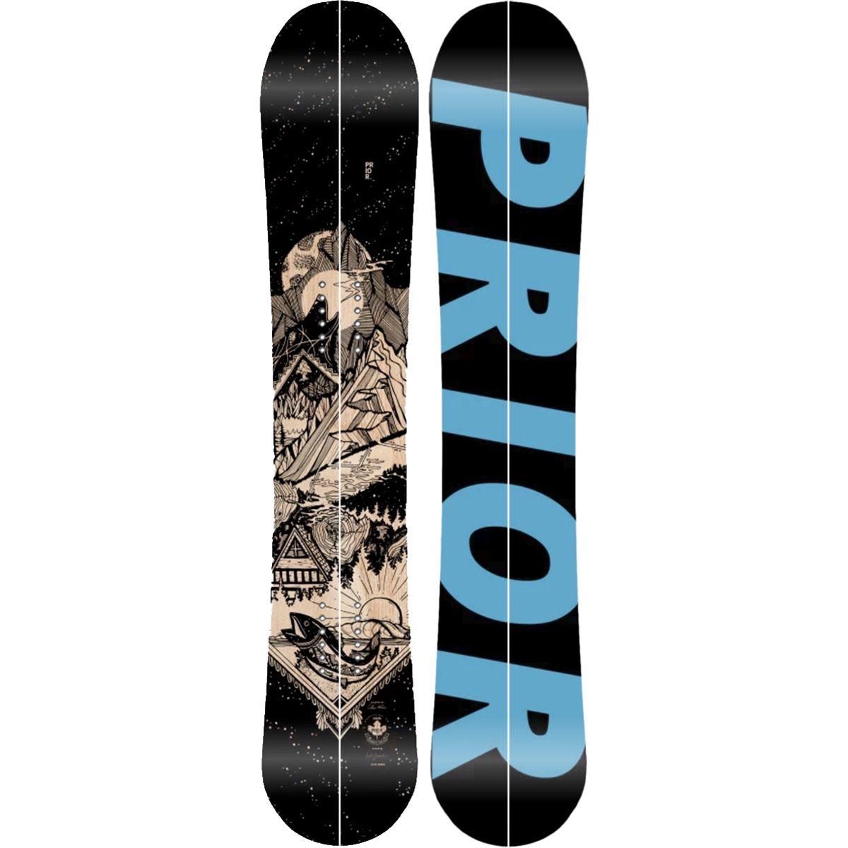 photo: Prior Brandywine XTC Carbon Splitboard splitboard