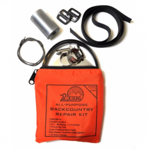 TwentyTwo Designs All-Purpose Backcountry Repair Kit