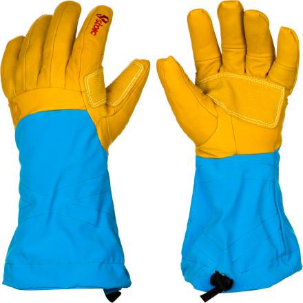 photo: Stoic Forge Gauntlet Glove soft shell glove/mitten