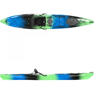photo: Wilderness Systems Tarpon 140 sit-on-top kayak