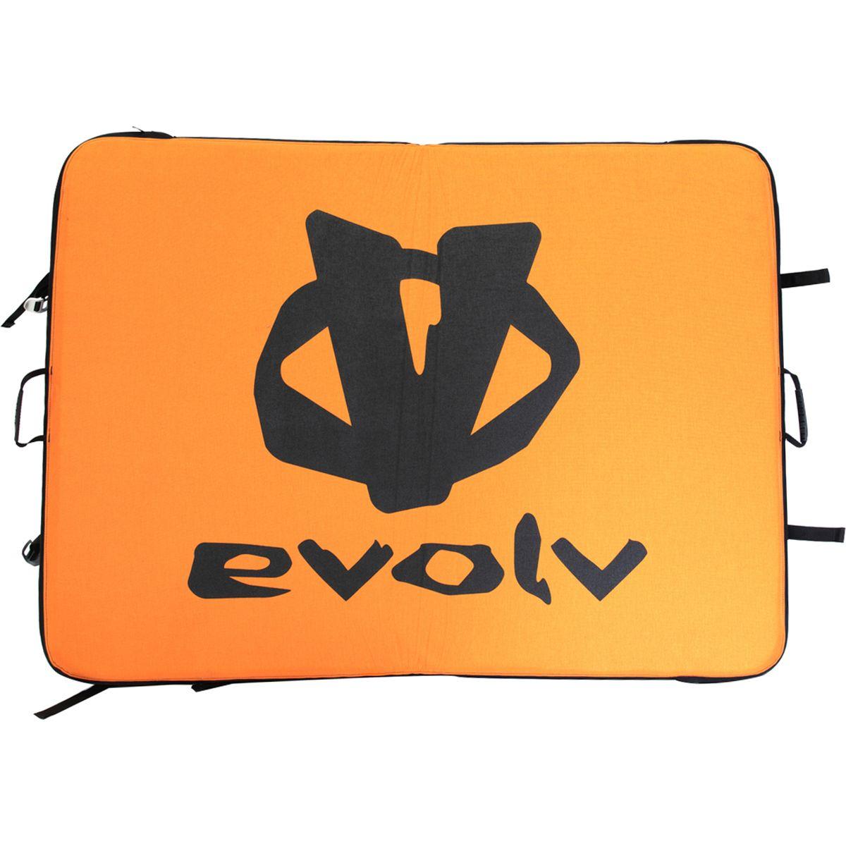 photo: evolv Iceman Crash Pad climbing accessory
