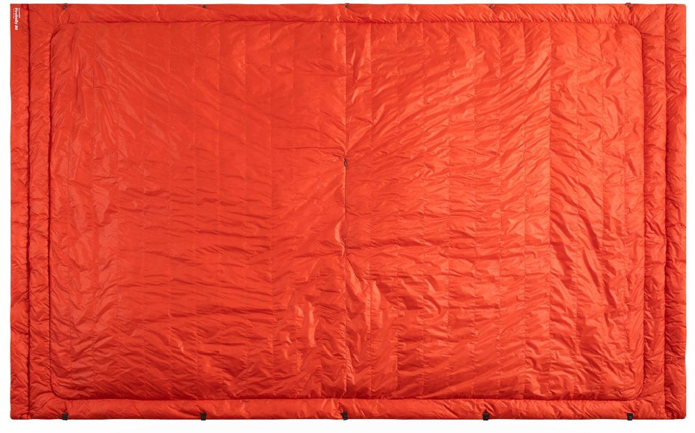 photo: Kammok Firebelly Down 30° top quilt