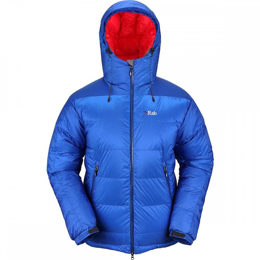 photo: Rab Neutrino Plus Jacket down insulated jacket