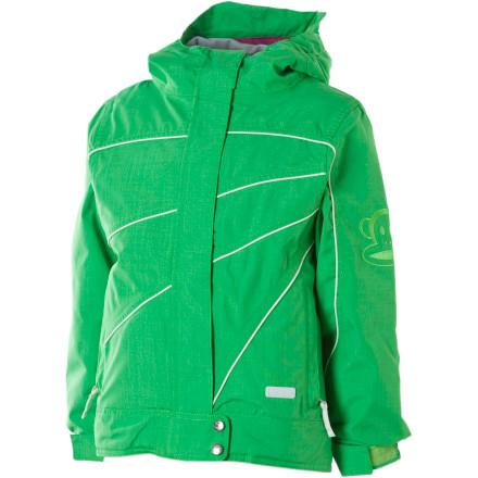 photo: Paul Frank Lumina Jacket snowsport jacket