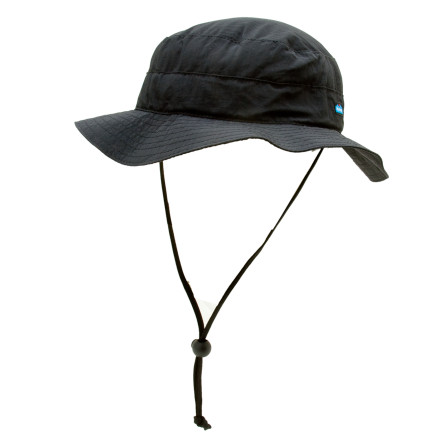photo: Kavu Synthetic Strap Bucket sun hat