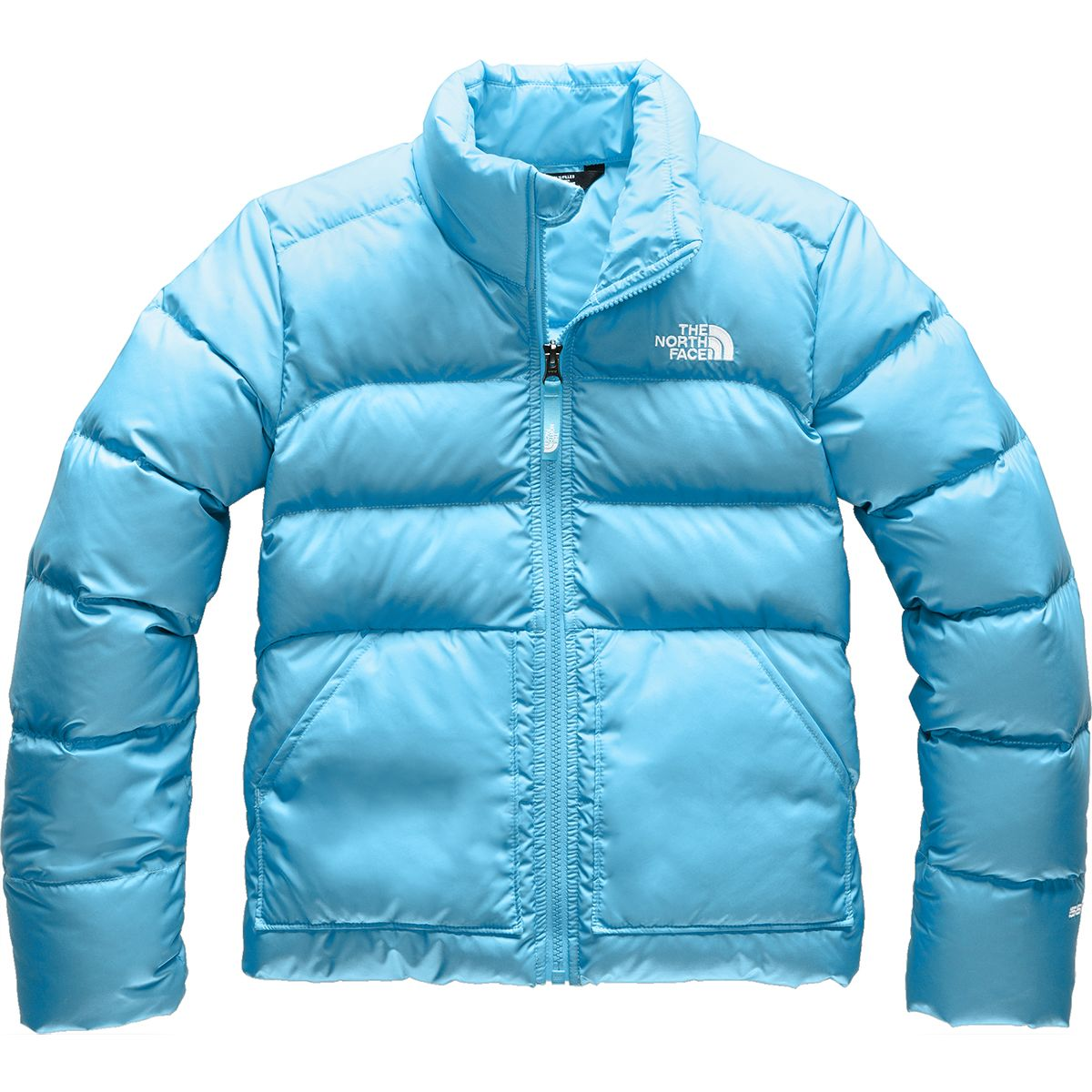 photo: The North Face Girls' Andes Jacket down insulated jacket