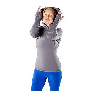 photo: Bambool Hooded Top long sleeve performance top