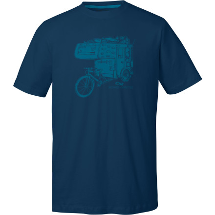 photo: Outdoor Research Dirtbag RV Tech Tee short sleeve performance top