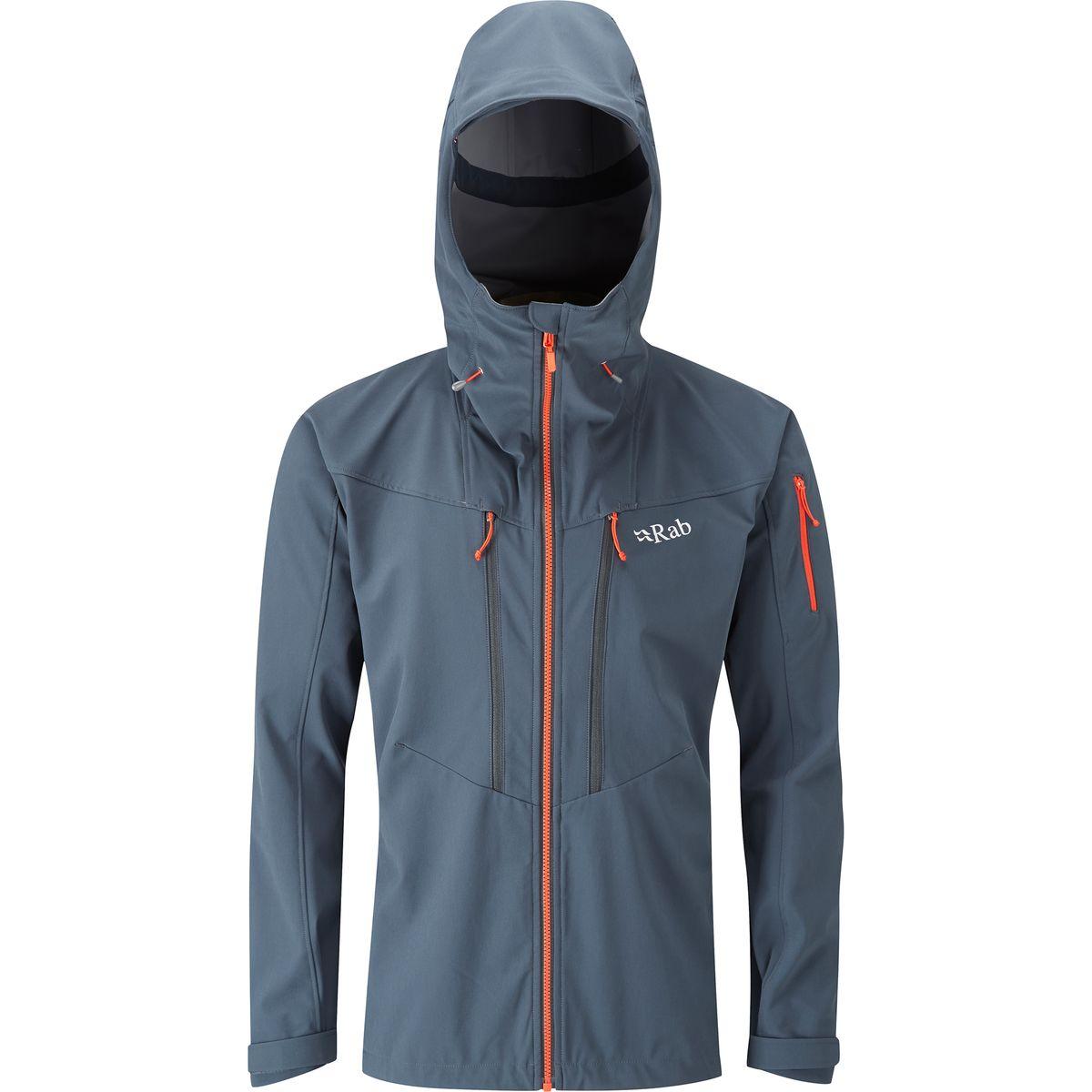 photo: Rab Men's Upslope Jacket soft shell jacket