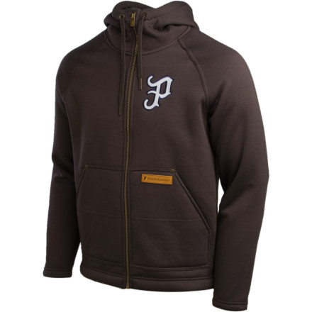 Peak Performance Cody Pile Full-Zip Hoody