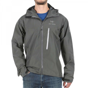 photo: Arc'teryx Men's Alpha FL Jacket waterproof jacket