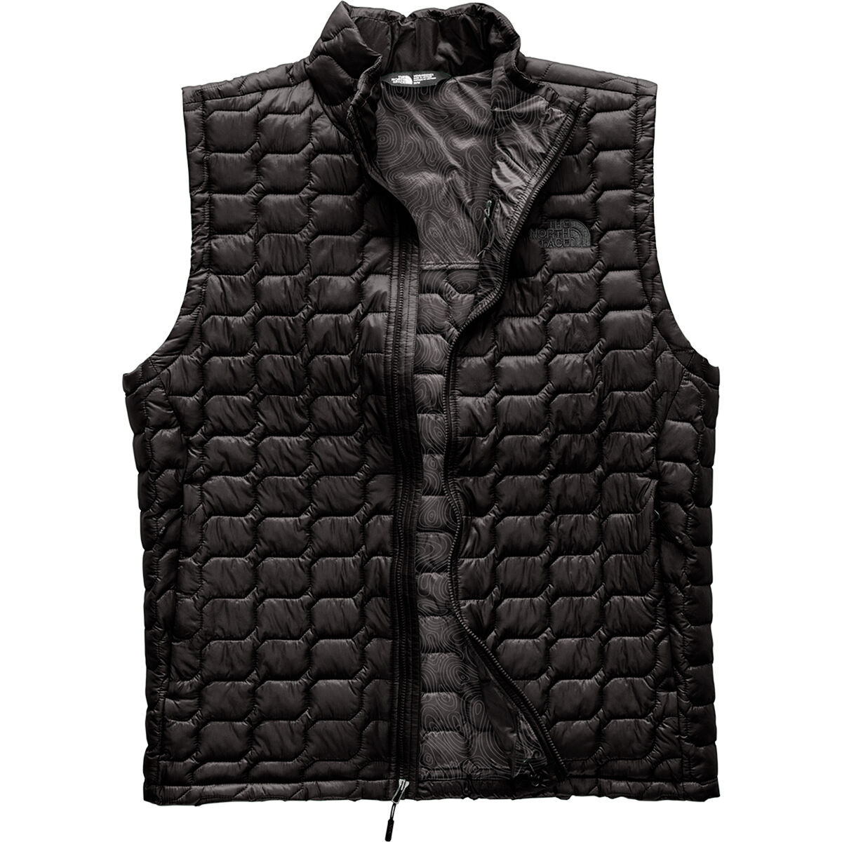 photo: The North Face Men's Thermoball Vest synthetic insulated vest