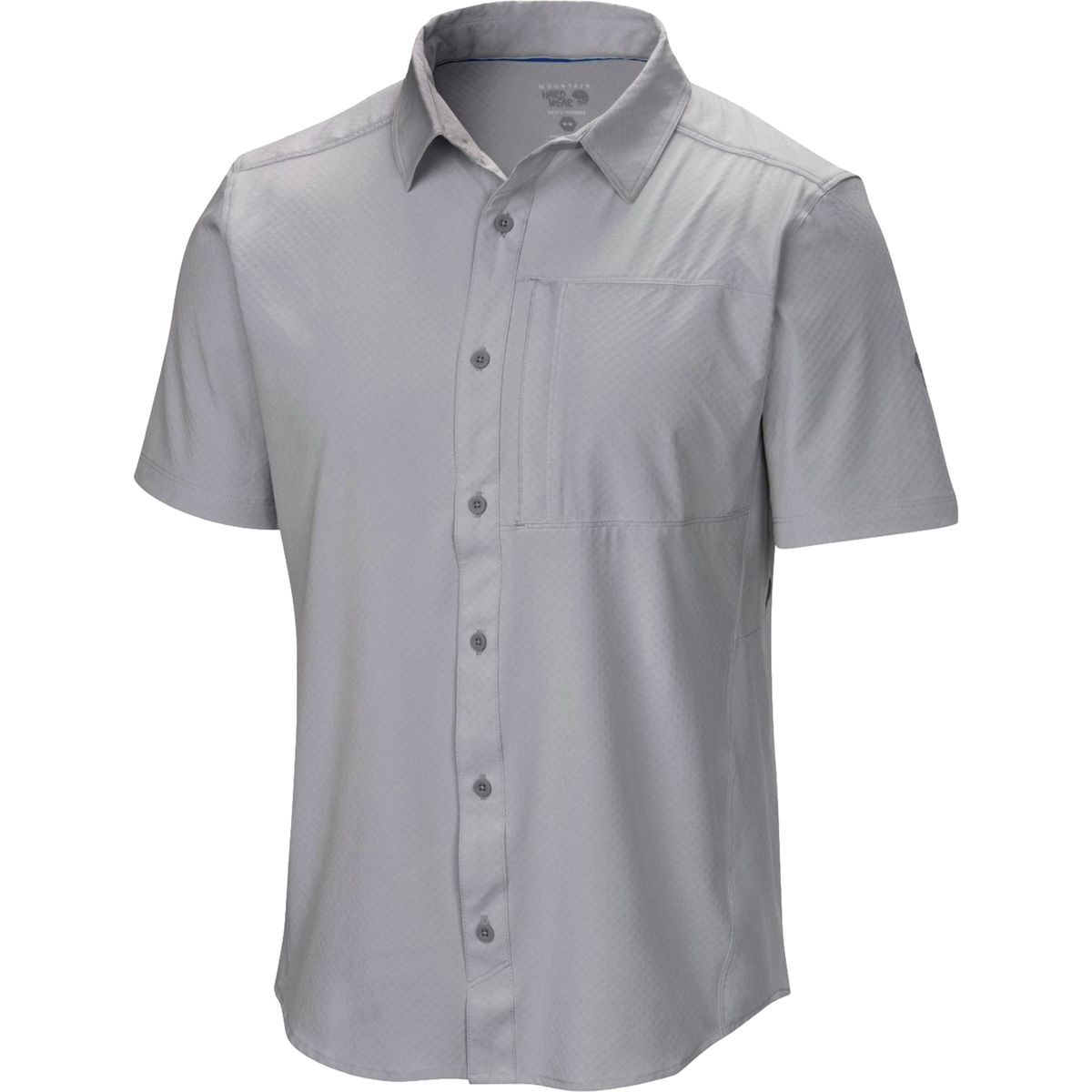 photo: Mountain Hardwear Chiller Short Sleeve Shirt hiking shirt