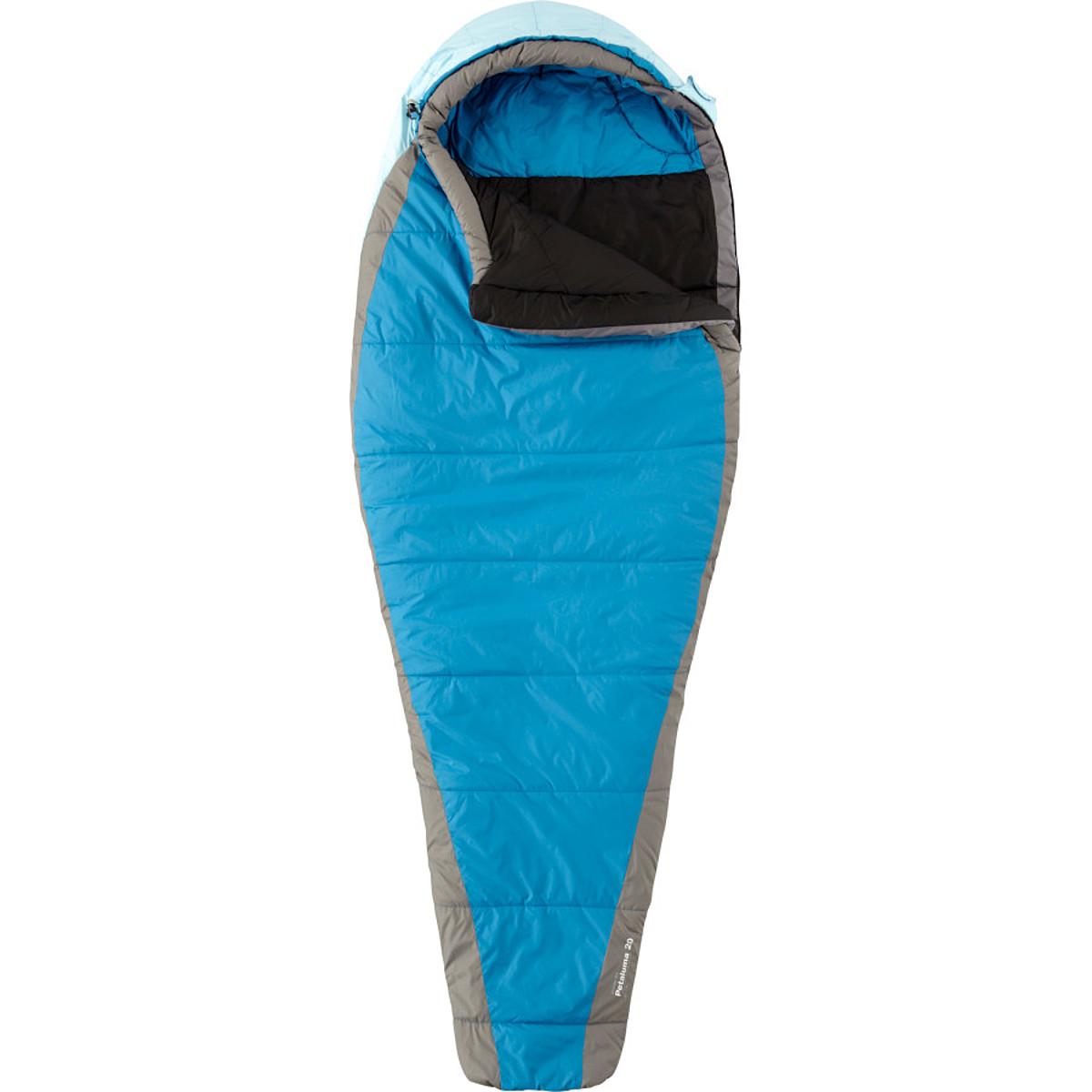photo: Mountain Hardwear Petaluma 20 3-season synthetic sleeping bag