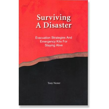 photo: Diamond Creek Press Surviving a Disaster first aid/safety/survival book