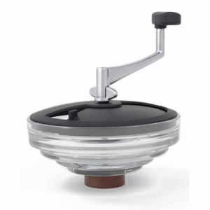 photo: GSI Outdoors JavaGrind Coffee Grinder coffee press/filter