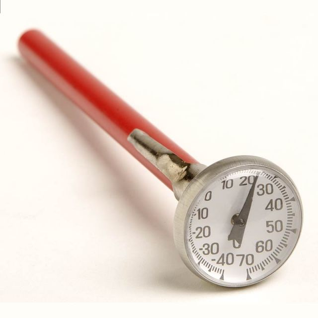 Brooks-Range Dial Stem Thermometer