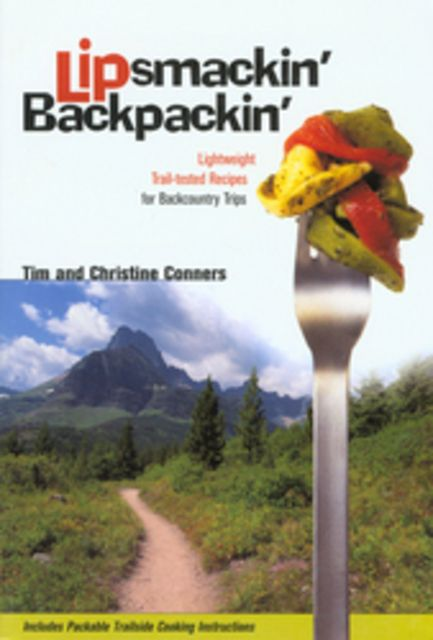 photo: Globe Pequot Lipsmackin' Backpackin' cookbook