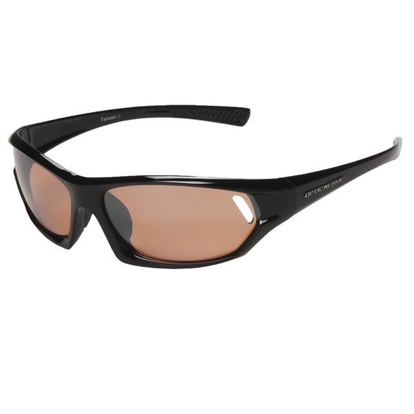 photo: Optic Nerve Eyeque sport sunglass