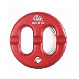 photo: Advanced Base Camp Spring Plate belay/rappel device
