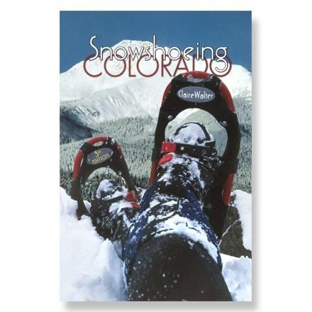 photo: Fulcrum Publishing Snowshoeing Colorado us mountain states guidebook