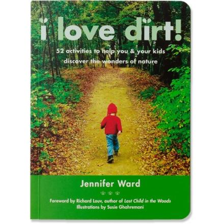 photo: Trumpeter Books I Love Dirt! camping/hiking/backpacking book