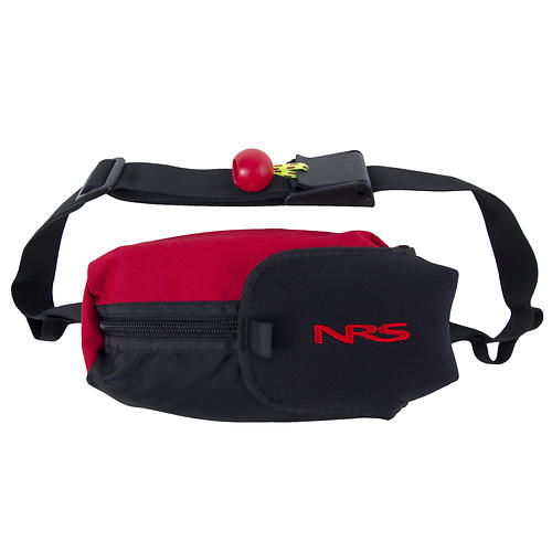 photo: NRS Guardian Waist Throw Bag throw bag/rope