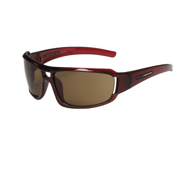 photo: Optic Nerve Crenshaw sport sunglass