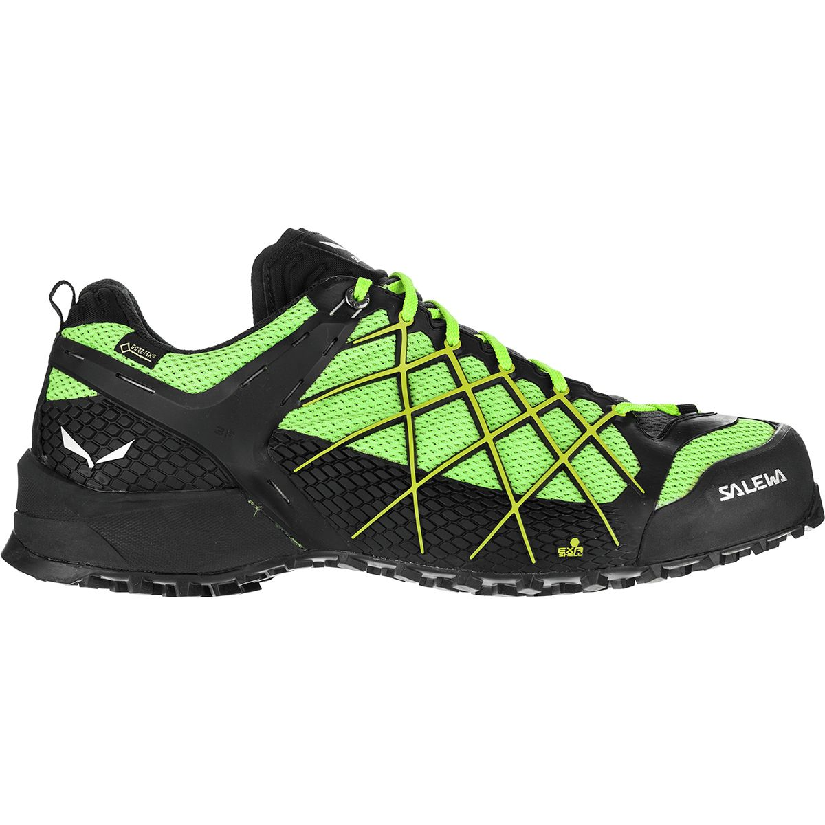 photo: Salewa Wildfire GTX approach shoe