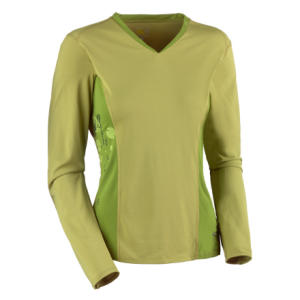 photo: Mountain Hardwear Women's Double Wicked Lite Long Sleeve T long sleeve performance top