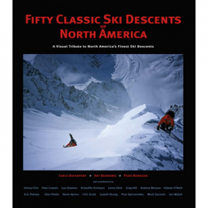 photo of a Wolverine Publishing backcountry ski book