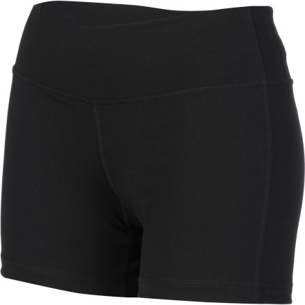 photo: Patagonia Pliant Shorts active short