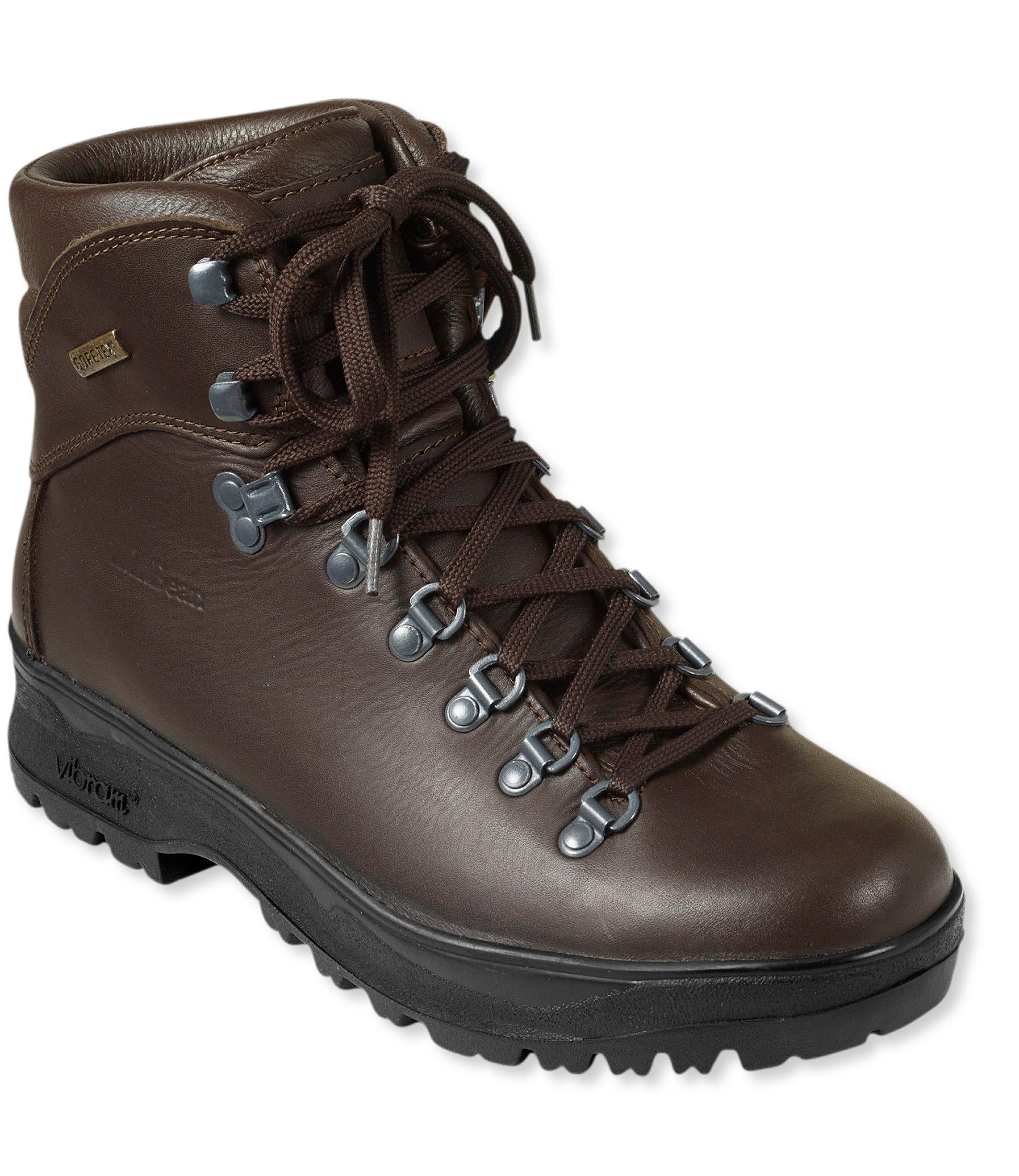 L L Bean Gore Tex Cresta Hikers Leather Reviews
