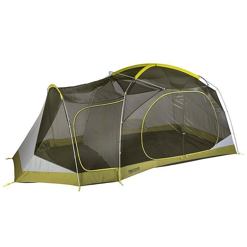 photo: Marmot Limestone 8P three-season tent