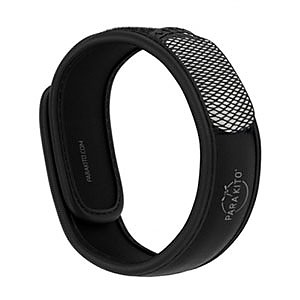 photo:   Para'Kito Mosquito Repellent Band insect repellent