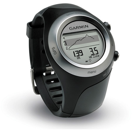 photo: Garmin Forerunner 405 gps watch