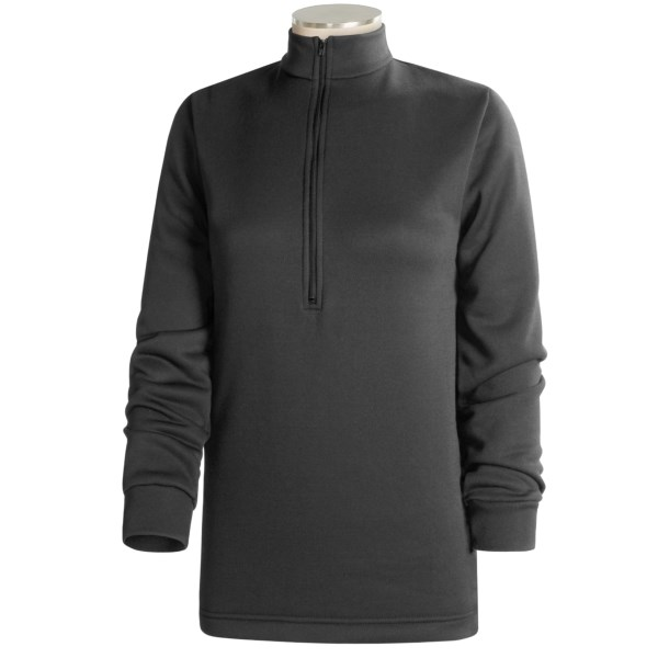 Kenyon Polarskins Long Underwear Shirt - Heavyweight Zip Neck