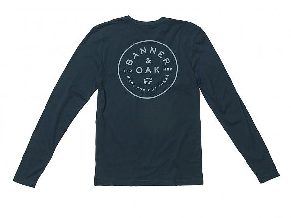 Banner & Oak Traveler Long-Sleeved T-shirt