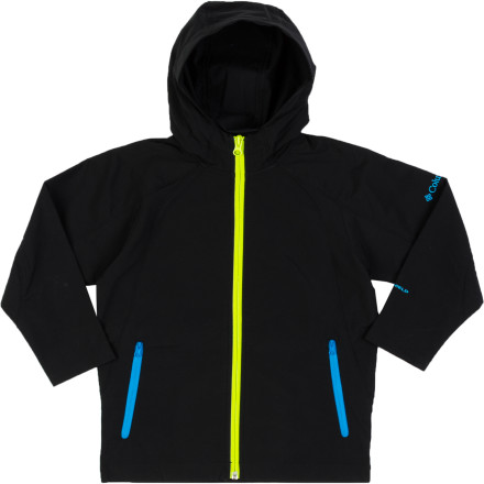photo: Columbia Glacier Tech Softshell soft shell jacket