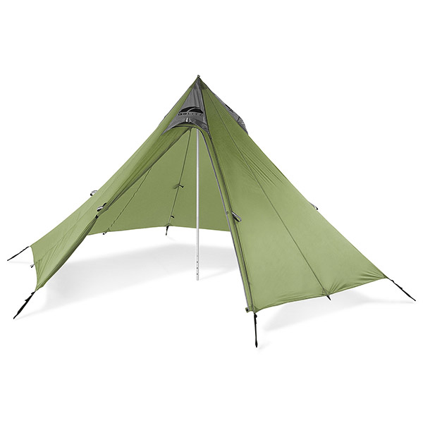 photo: GoLite Hex 3 Shelter tarp/shelter