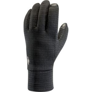Black Diamond MidWeight GridTech Fleece Gloves
