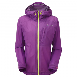 photo: Montane Women's Minimus Jacket waterproof jacket